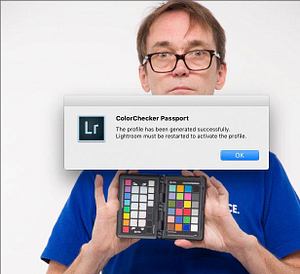 Color Checker Passport export plug in Lightroom X-Rite Color Checker Passport review