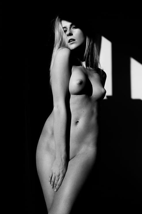 Stage photo portrait et lingerie