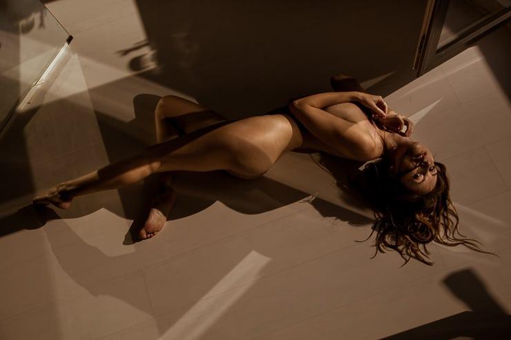 Stage photo lingerie, dentelle et nu Neil Snape workshops