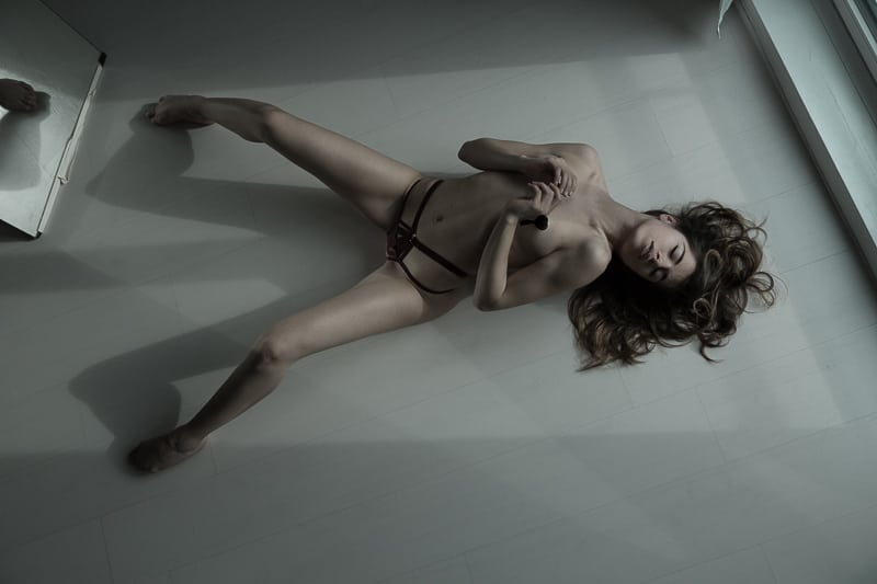 September nude and lingerie workshop Neil Snape workshops