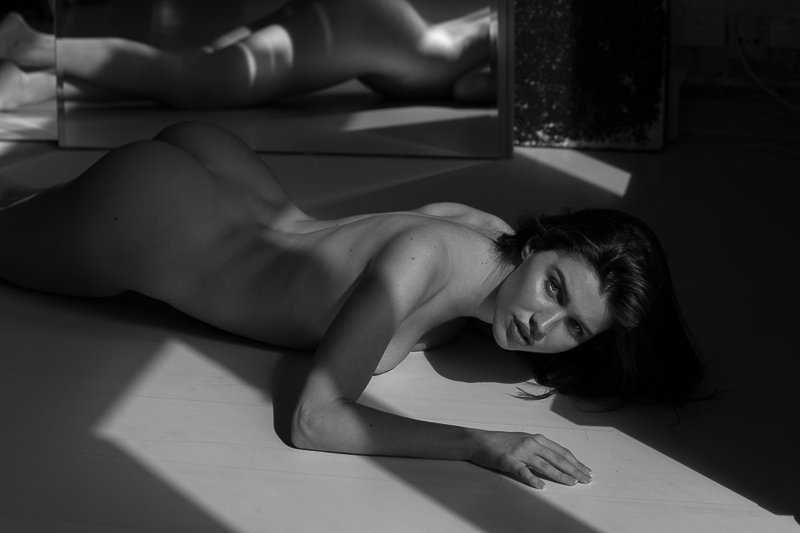Marilyn to Newton Workshop Lingerie Paris
