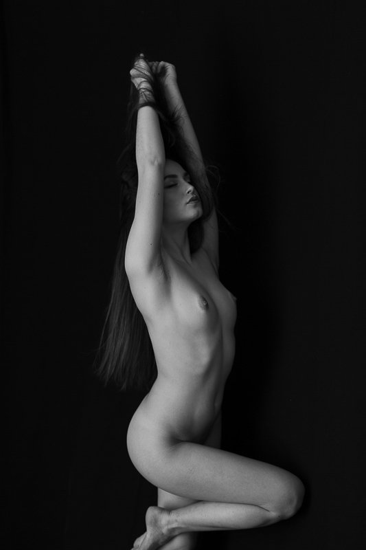 Photographie Workshop Portrait Nu Marie Bauvoi par Neil Snape
