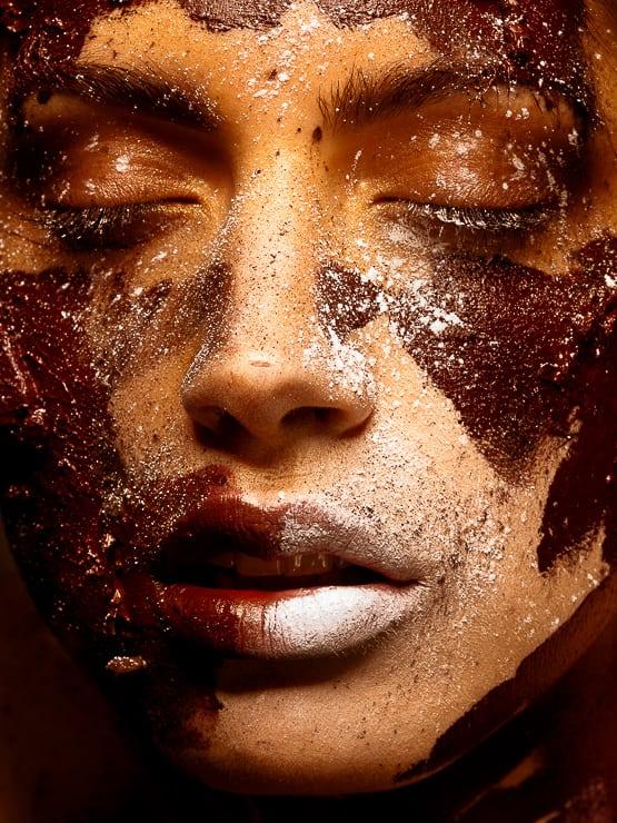 Portrait Fashion Beauty Photography without Photoshop