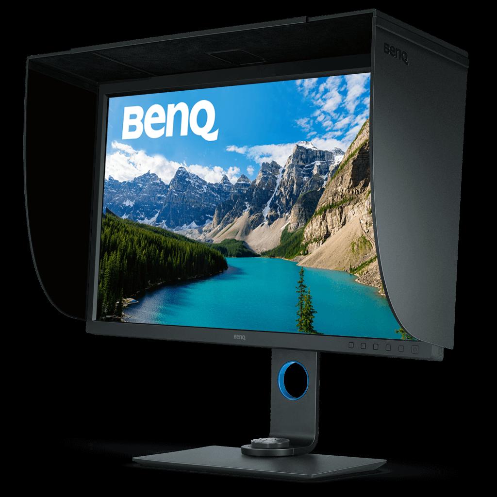 BenQ SW320 utilisation montage video 1