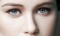 close up MArtha eyes catchlights