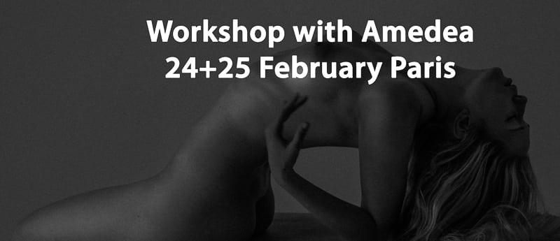 art nude lingerie workshop Neil Snape workshops