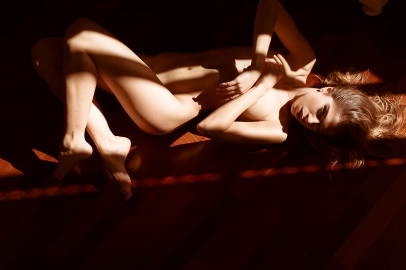 Nude and Lingerie Workshop with Chiara Bianchino Neil Snape workshops
