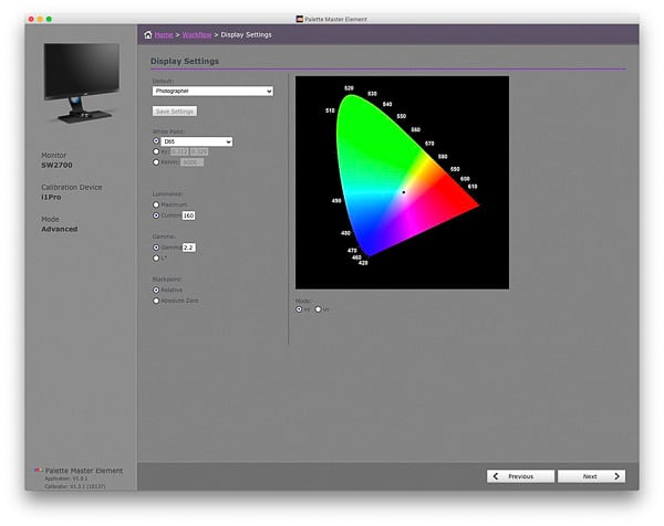 """BenQ SW2700PT 27"""" professional monitor review 20"""