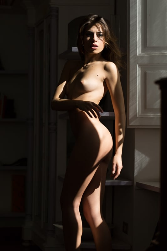 Chiara Bianchino Workshop Fine Art Fashion Nude 28