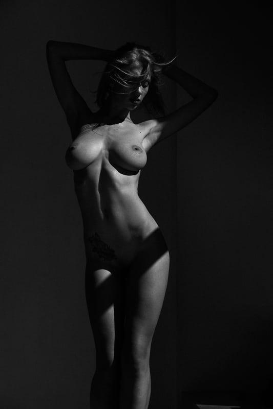 Art Nude Workshop with Natasha Legeyda 7