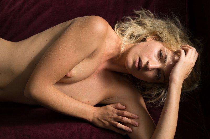 Workshop Ambre Renard portrait lingerie 1