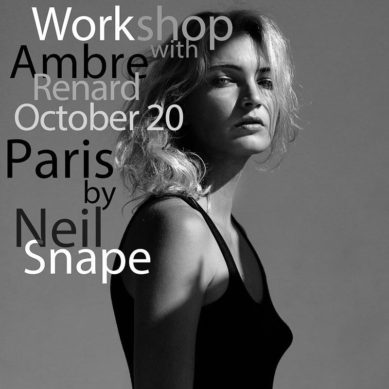 Workshop Ambre Renard portrait lingerie 2